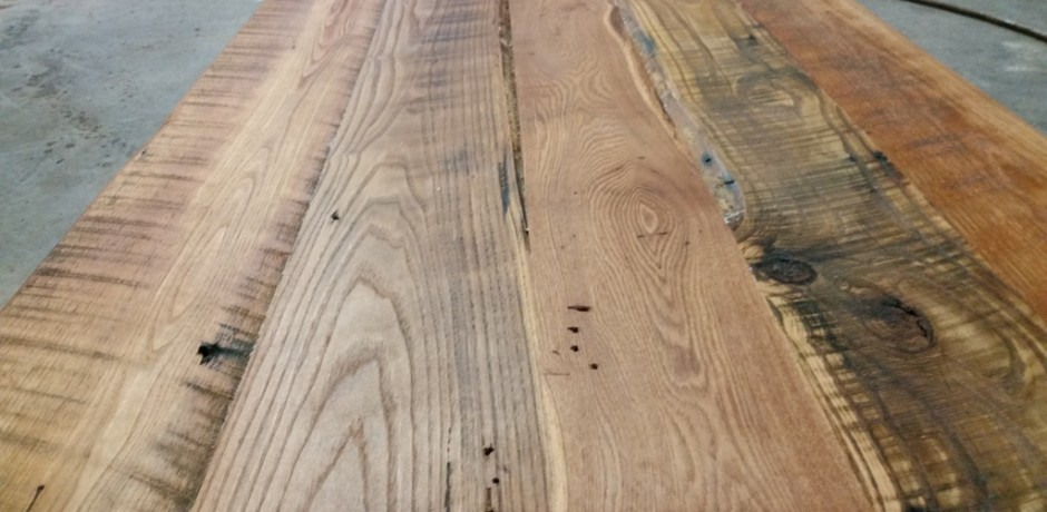 Reclaimed Chesnut And Reclaimed Pine U2013 Table Tops
