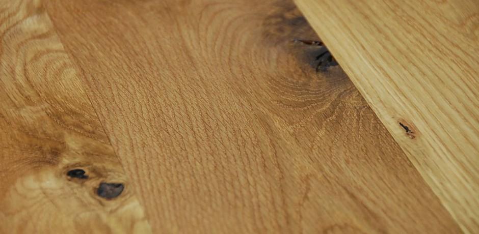 White Oak Character Hard Oil Seneca Hardwood Lumber